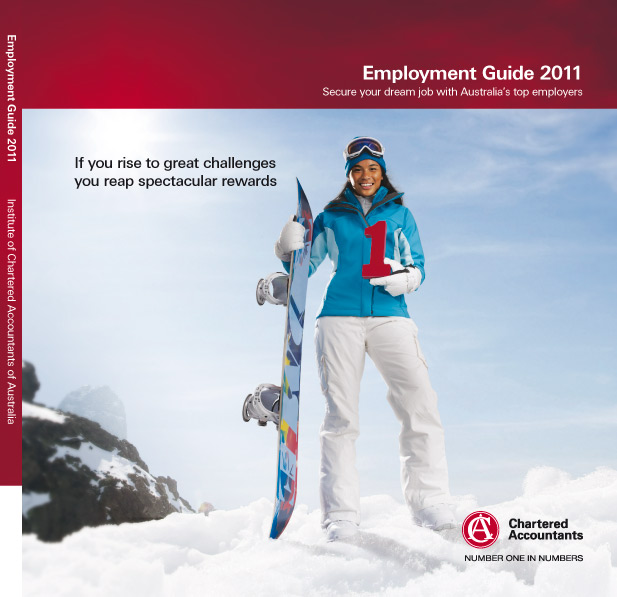Institute of Chartered Accountants / 2011 Employment Guide